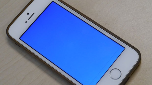 iPhone 5S BSOD