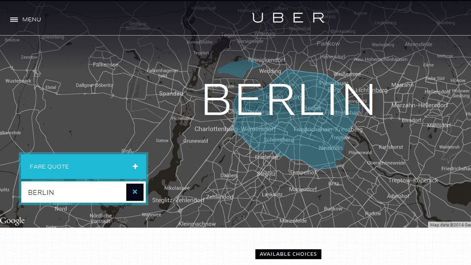 Is There Uber In Berlin