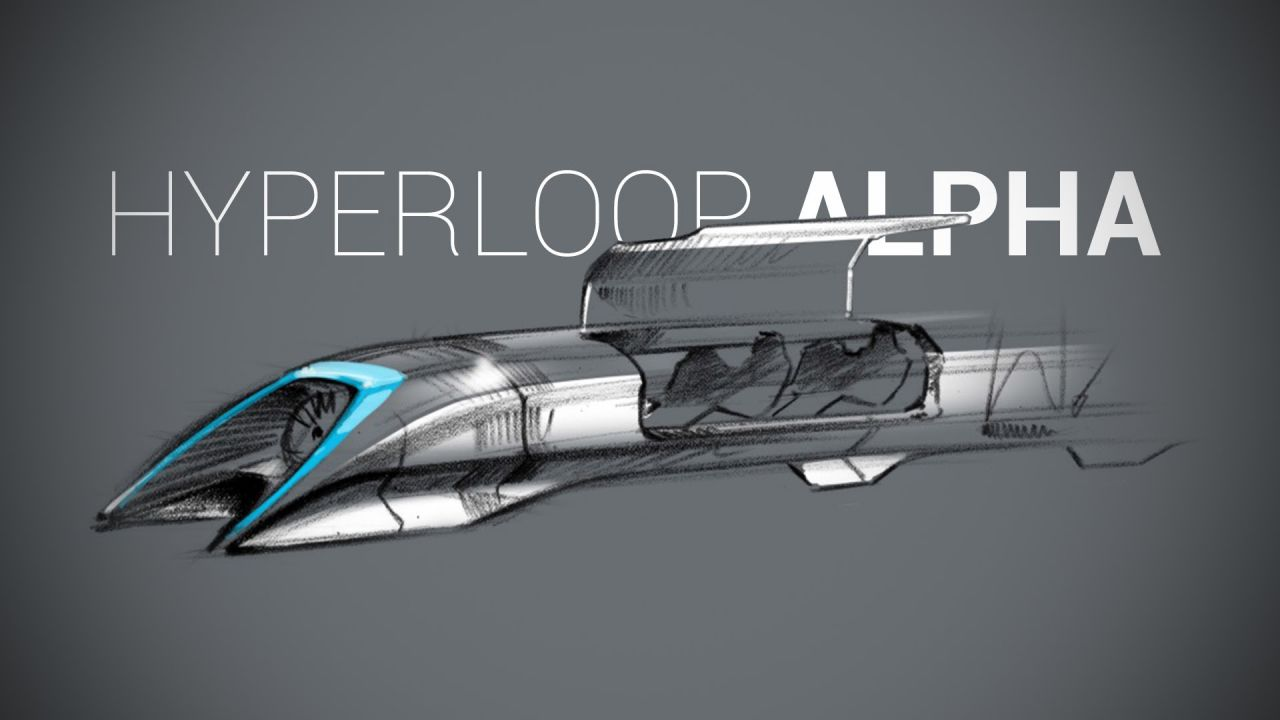 Elon Musk S Hyperloop Test Track In Texas To Realize