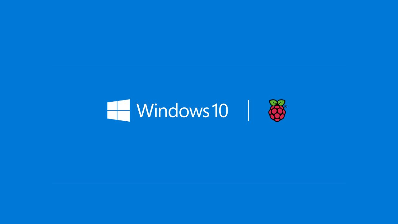 Raspberry pi 3 download windows 10