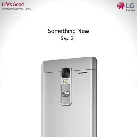 LG Class Teaser on Facebook