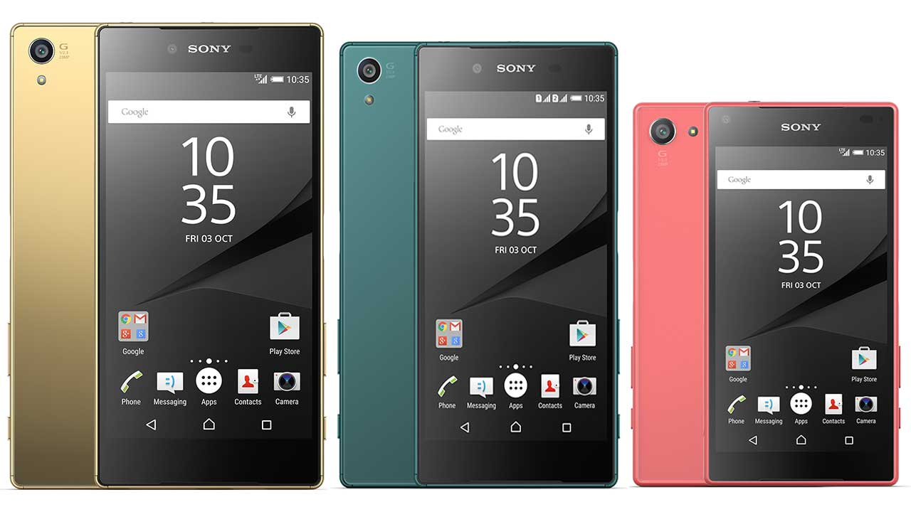 Sony Xperia Z5, Z5 Premium, and Z5 Compact--All you need ...