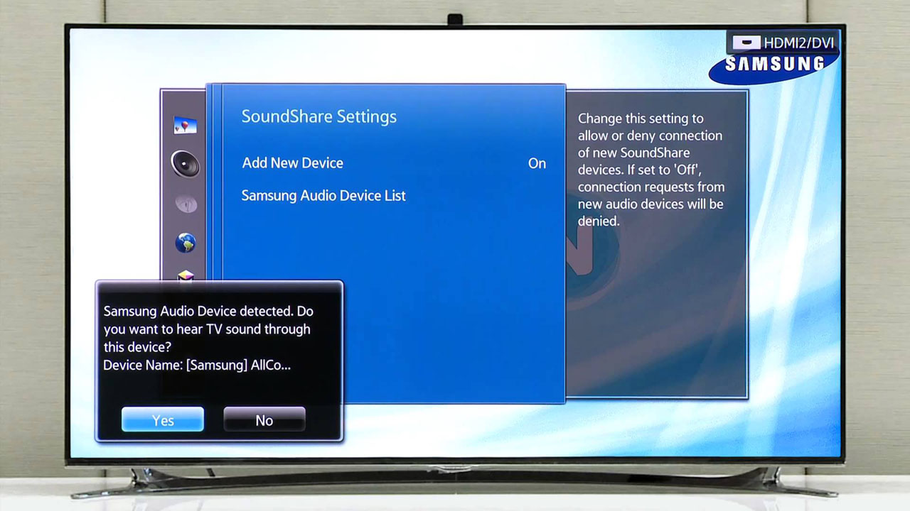how to search apps on samsung smart tv 2015