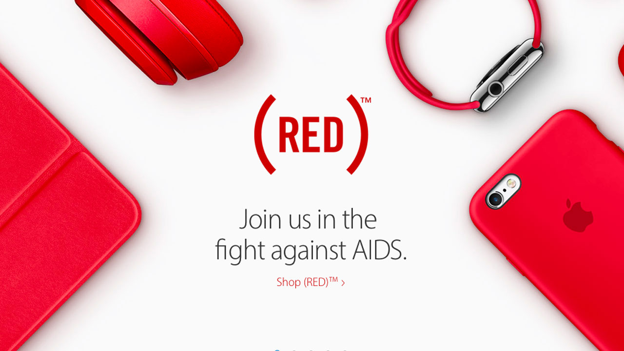 World AIDS Day: Apple kicks off (PRODUCT)RED campaign in ...