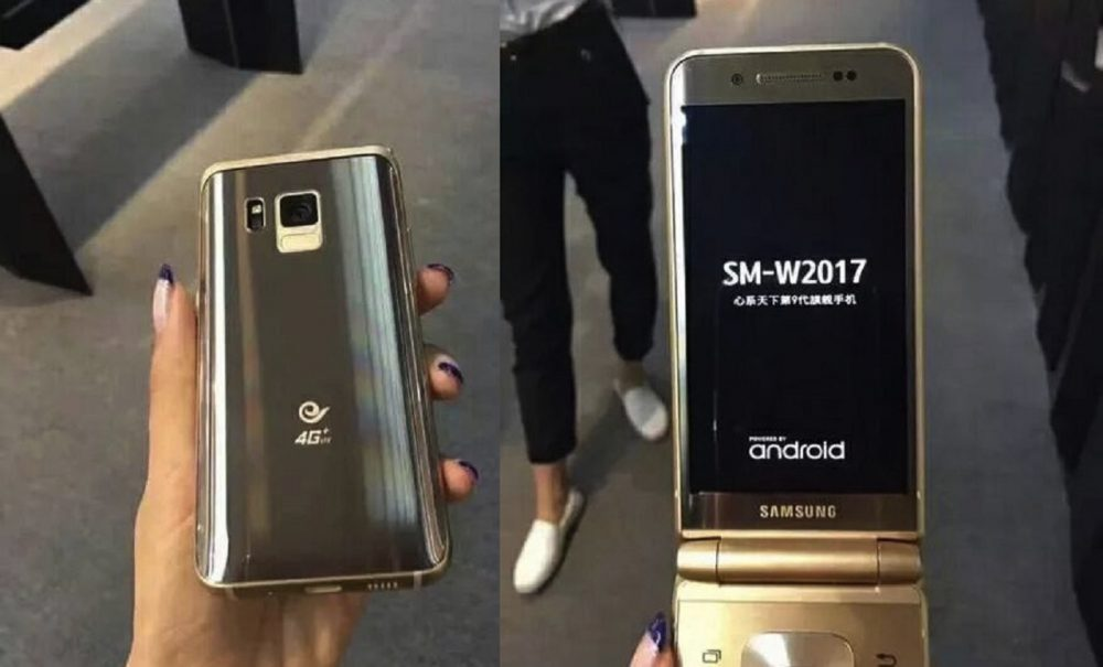 Samsung likely to launch high-end flip smartphone in Korea ...