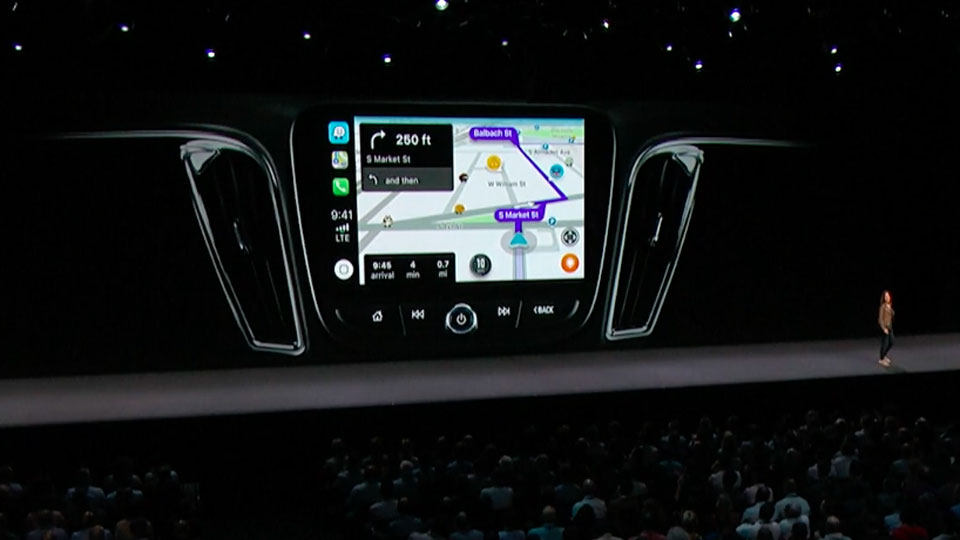 Google Maps Works With Carplay Post The Launch Of Ios 12 Inferse